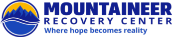 Logo: Mountaineer Recovery Center – Where hope becomes reality