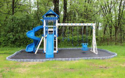 Rotary Club of Martinsburg donates $10,000 playground to sober living house