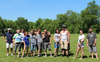 Memorial day outing at independent bible church