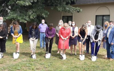 Mountaineer Recovery breaks ground on newest pregnant women and children facility