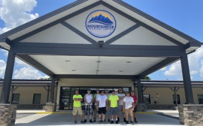 Solar panel installation provides benefits on many fronts for Mountaineer Recovery Center
